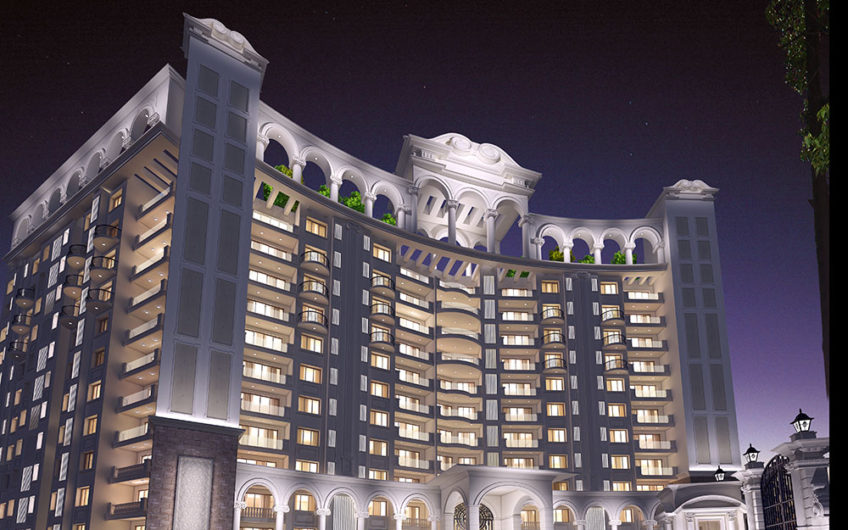 The Colosseum Residences