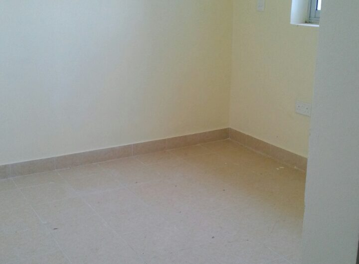 3 BEDROOM APARTMENT TO LET IN SHANZU