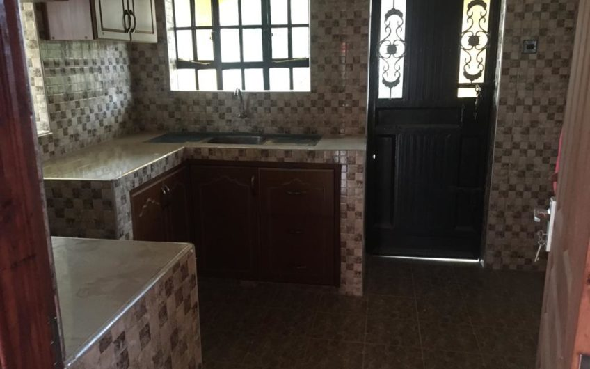 3 bedroom Master en-suite home in Kitengela