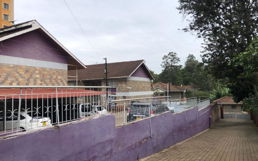 4 Bedroom to Let in Kileleshwa
