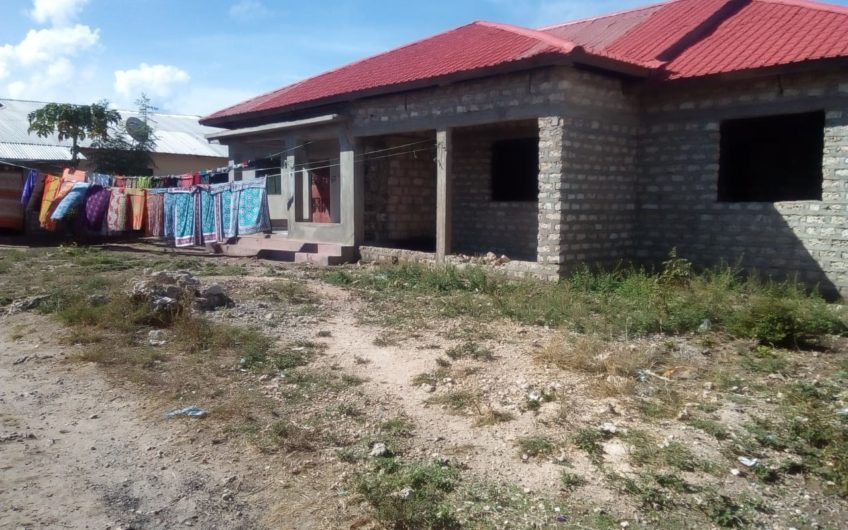 Unfinished 2 bedroom units for sale
