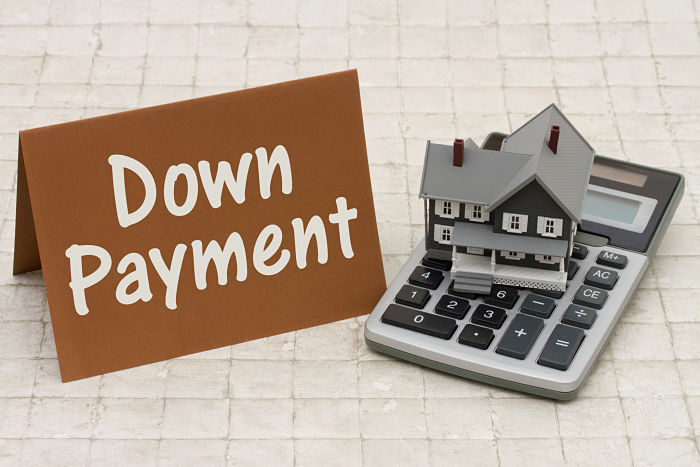Image result for downpayment
