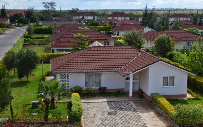 4 Bedroom Bungalow in Athi River