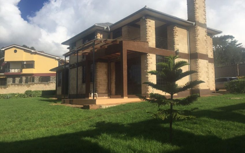 House for sale in Karen