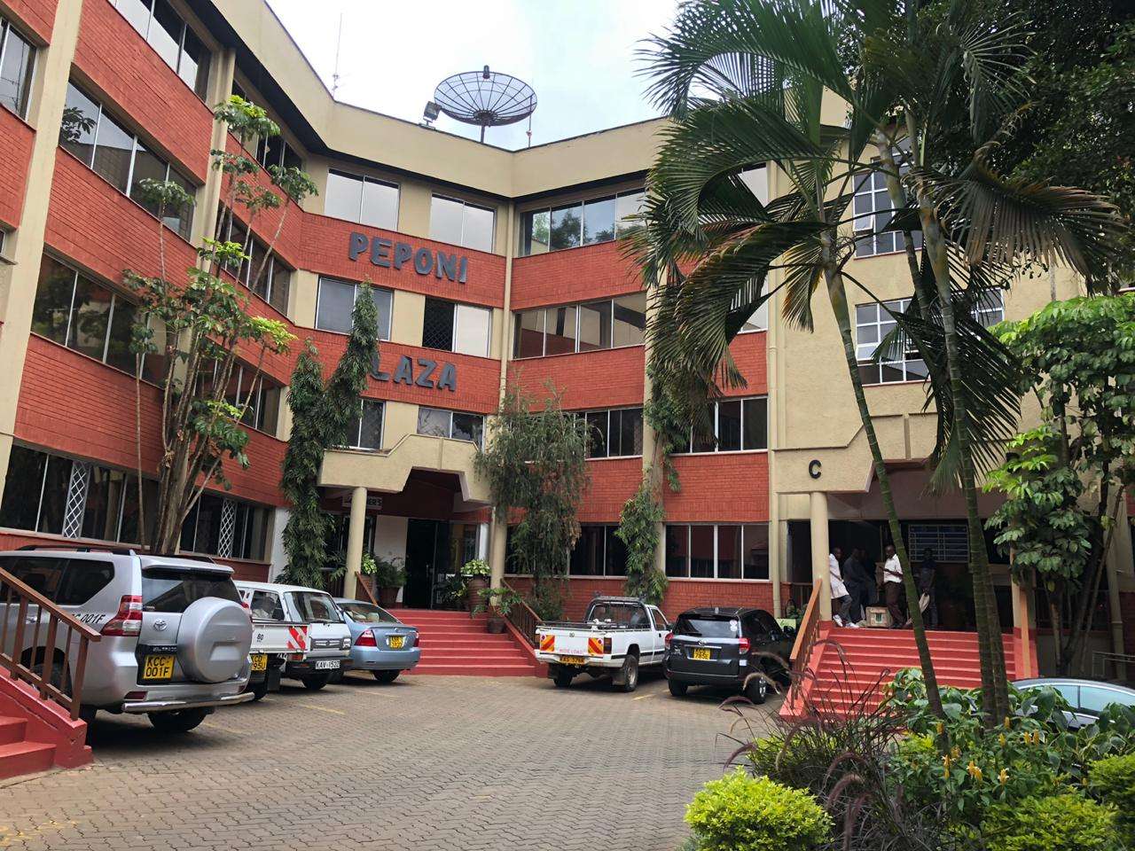 Office to let in Westlands