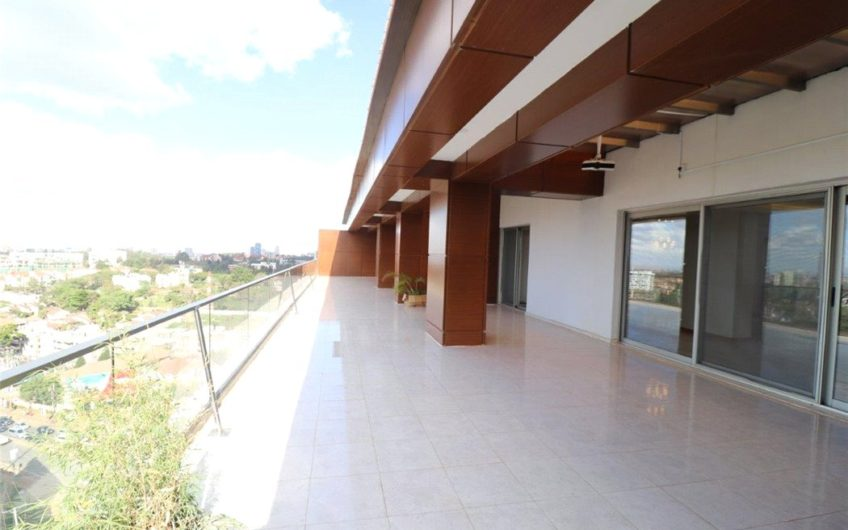 4 Bedroom Penthouse for sale in Kileleshwa