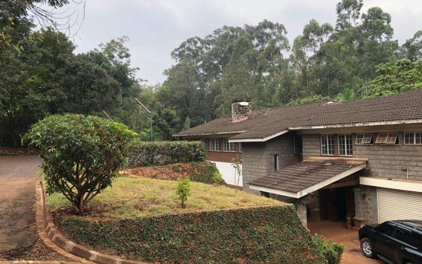 5 Bedroom home on sale in Thigiri Ridge