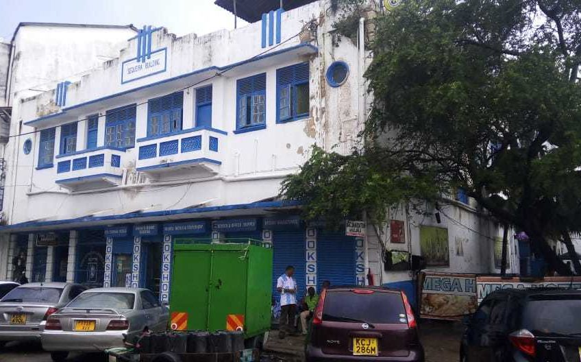 Commercial Building in Mombasa CBD For sale.