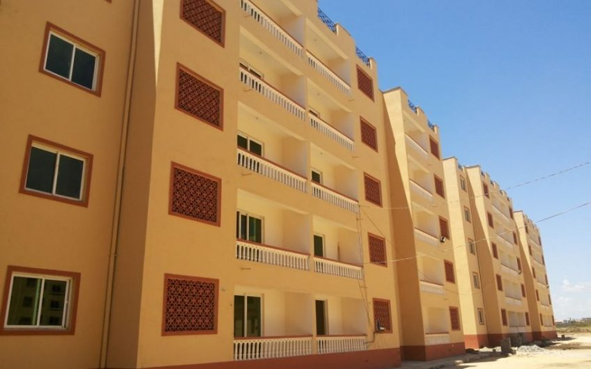 3 & 2 BEDROOM APARTMENT FOR SALE IN BAMBURI,MOMBASA.