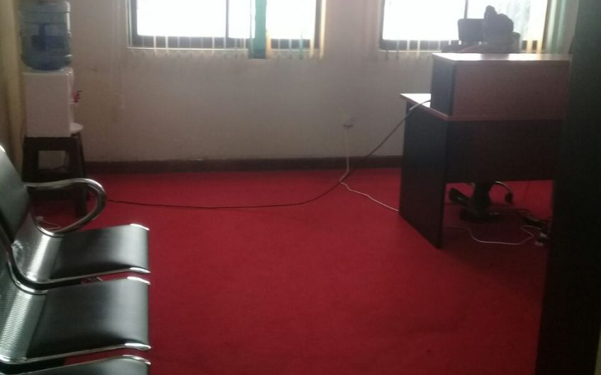 AFFORDABLE OFFICE SPACE TO LET AT MUTHAIGA BUSINESS CENTRE.