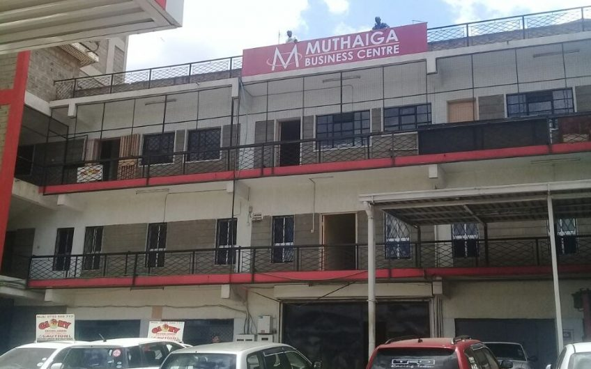 ROOF-TOP SPACE AVAILBALE AT MUTHAIGA BUSINESS. IDEAL FOR A RESTAURANT SPACE.