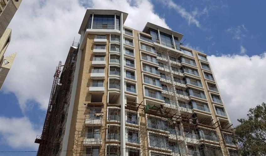 APARTMENT TO LET IN THE HEART OF  KILIMANI