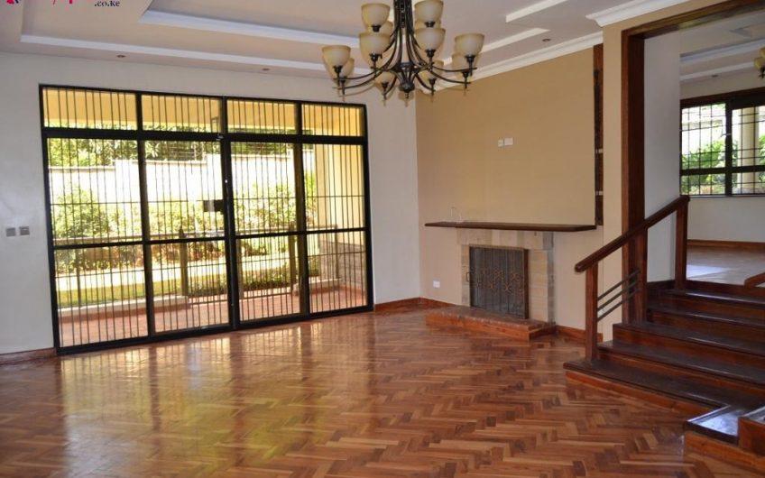 4 BEDROOM HOUSE TO LET IN NYARI.