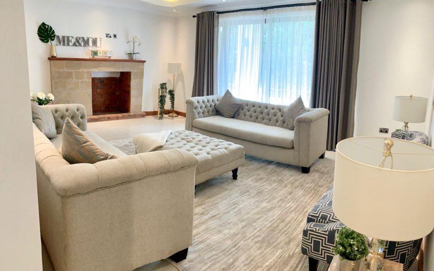5 BEDROOM VILLA ON SALE IN KITISURU