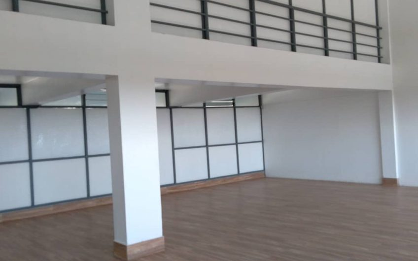 OFFICE SPACE TO LET ON MOMBASA ROAD.