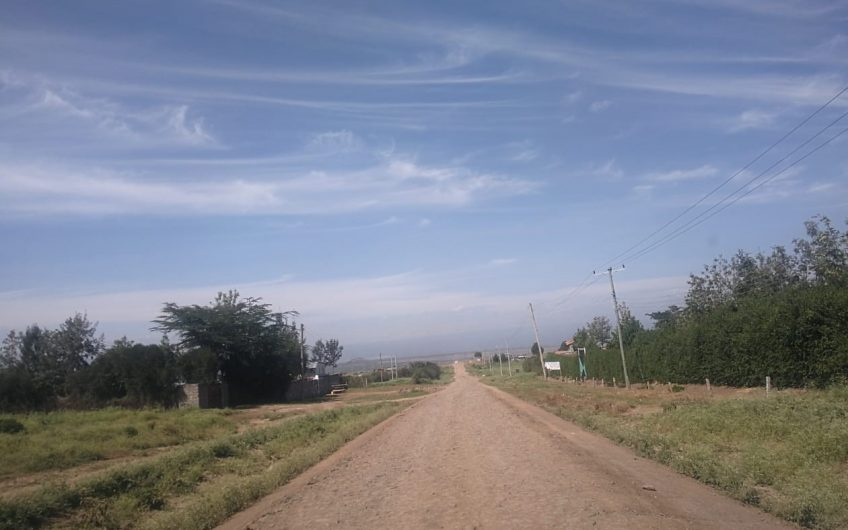 1/4 acre plot for sale in Gilgil Kikopey.