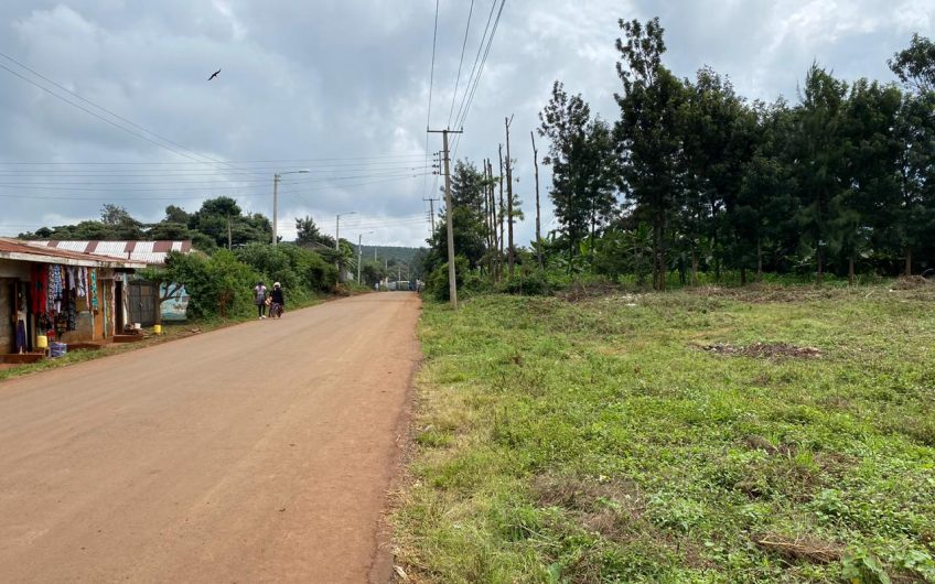 4 ACRES FOR SALE IN DAGORETTI.