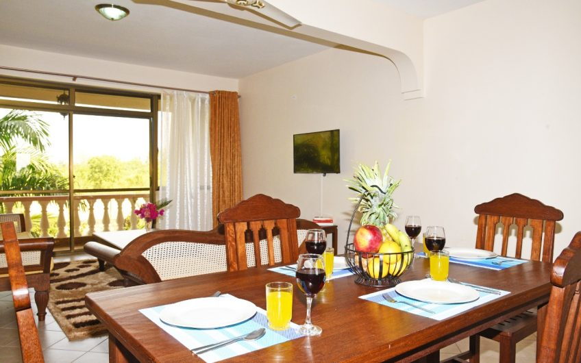 TWO BEDROOM FURNISHED APARTMENTS IN DIANI.