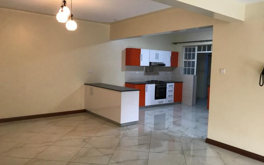 3 BEDROOM APARTMENT TO LET IN LAVINGTON.