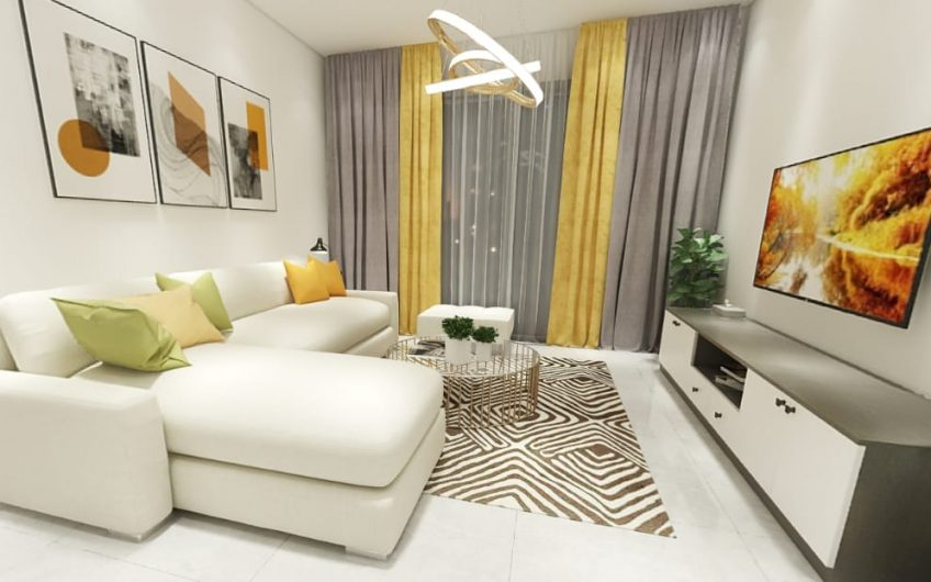 3 & 2 BEDROOMS APARTMENTS FOR SALE.