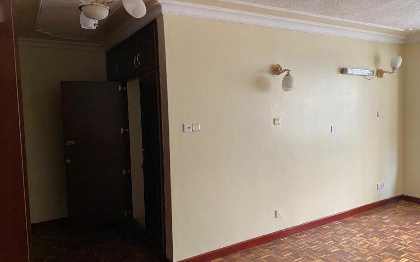 THREE BEDROOM TO LET IN WESTLANDS.