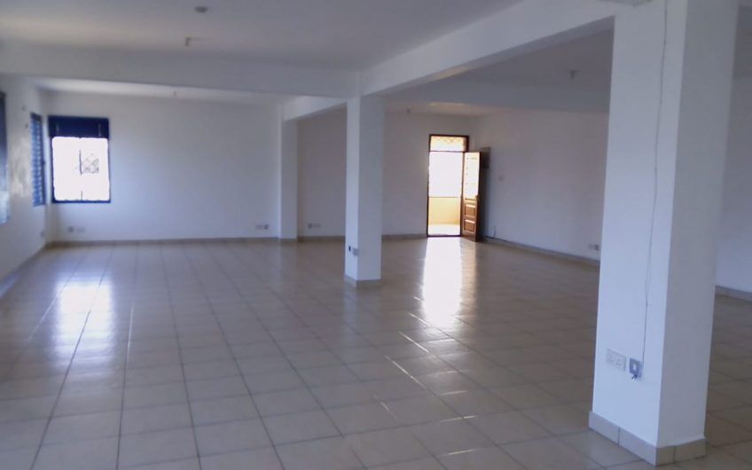 OFFICE SPACE TO LET IN YALI.