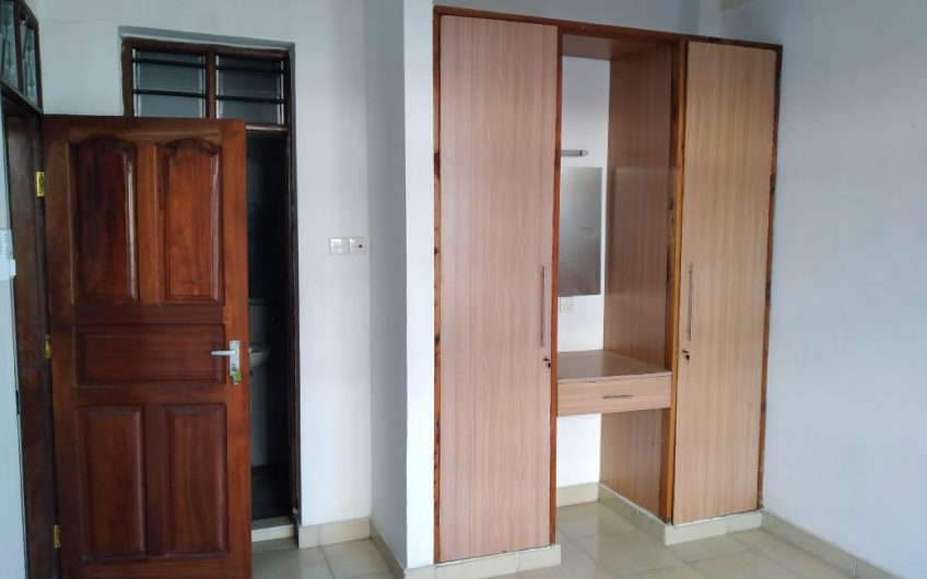 Two-bedroom apartments for sale and letting in Bamburi.