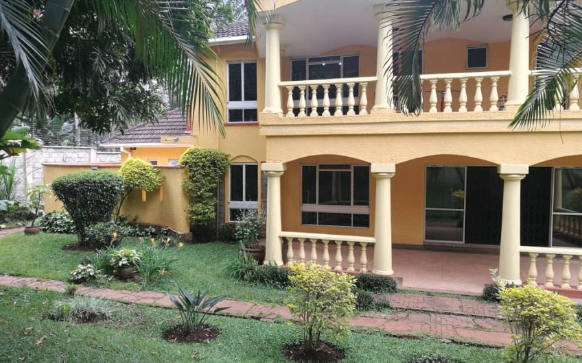 Four bedroom Home for sale in Gigiri