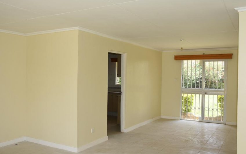 Four bedroom bungalow along Mombasa Road.