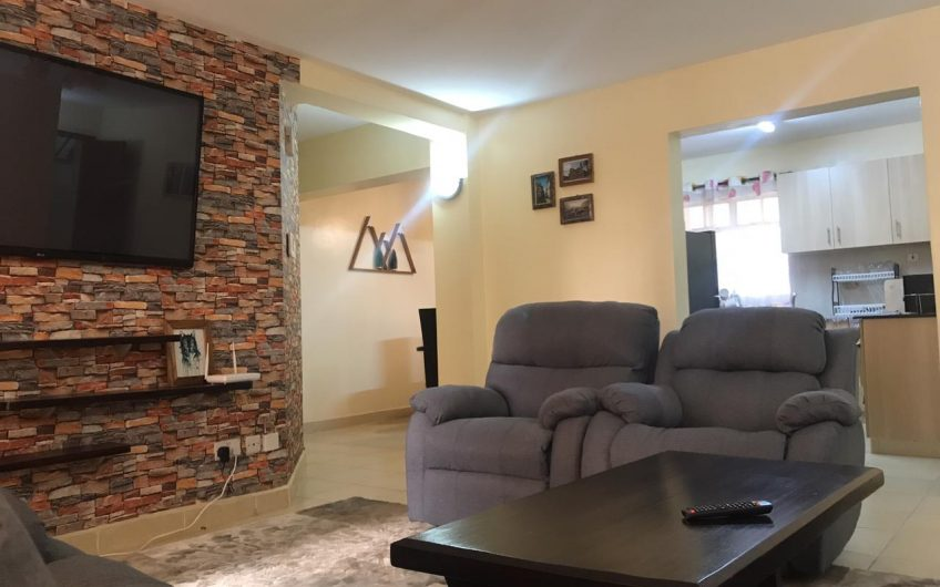 Furnished 3 bedroom apartments to let in Langata, Nairobi.