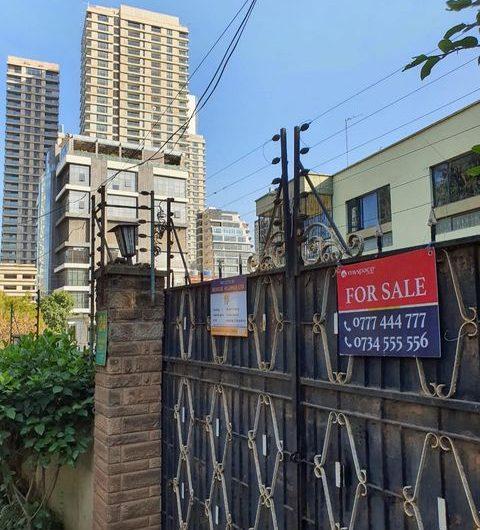 Prime 0.5-Acre Land For Sale in Westlands
