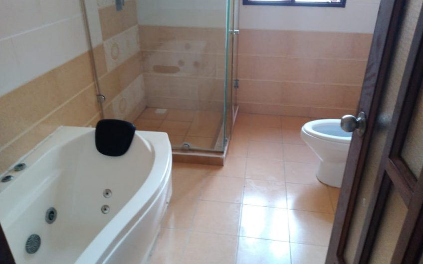 3 bedroom Semi-furnished apartment to let-Shanzu
